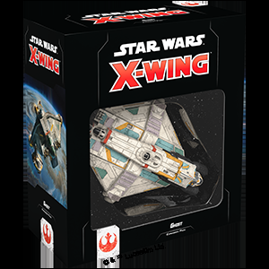 X-Wing Second Edition: Ghost