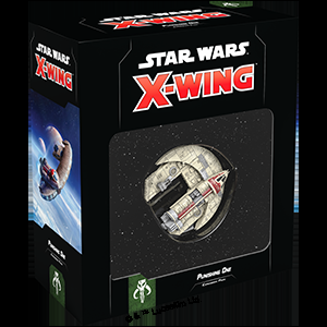 X-Wing Second Edition:Punishing One