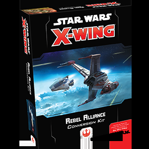 X-Wing Second Edition Rebel Alliance Conversion Kit