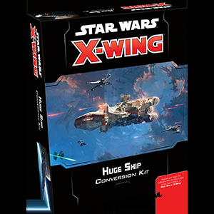 X-Wing Second Edition Huge Ship Conversion Kit