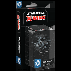 X-Wing Second Edition: TIE/D Defender