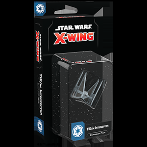 X-Wing Second Edition: TIE/IN Interceptor