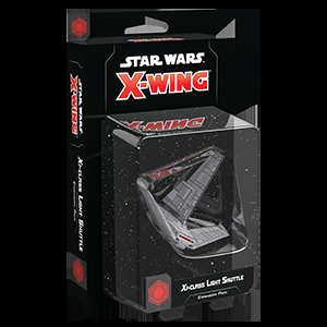 X-Wing Second Edition: Xi-class Light Shuttle