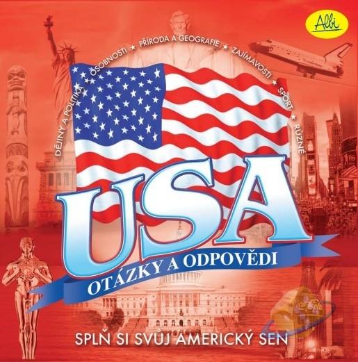 USA: otázky a odpovědi