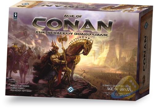 Age of Conan - desková hra