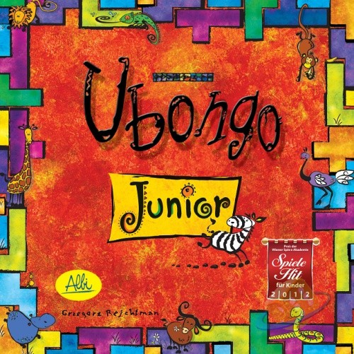 Ubongo Junior