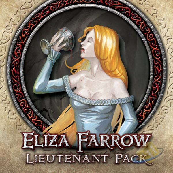 Descent: Journeys in the Dark (2nd. Ed.) - Eliza Farrow Lieutenant Pack