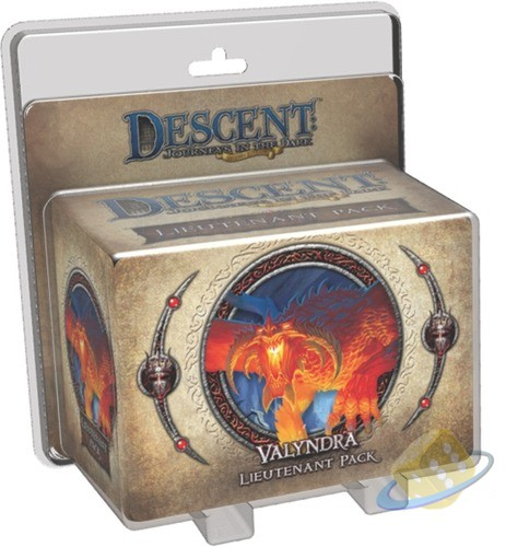 Descent: Journeys in the Dark (2nd. Ed.) - Valyndra Lieutenant Pack