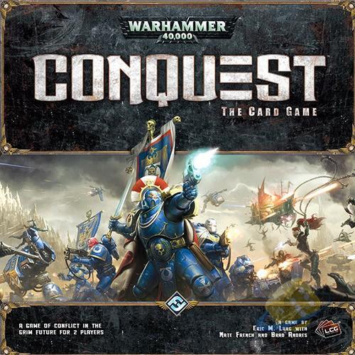 Warhammer 40.000: Conquest (LCG)