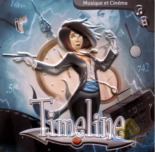 Timeline: Music & Cinema (anglicky)