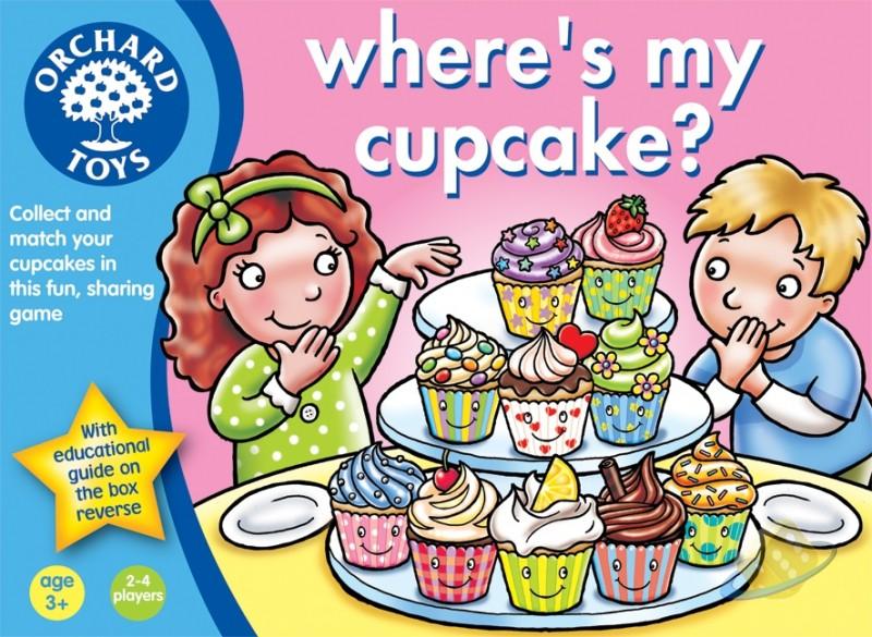 """Kde je můj košíček? (Where""""s my cupcake?)"""