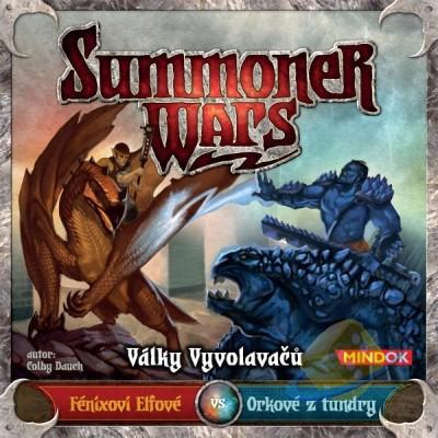 Summoner Wars (Války vyvolávačů): Základní sada