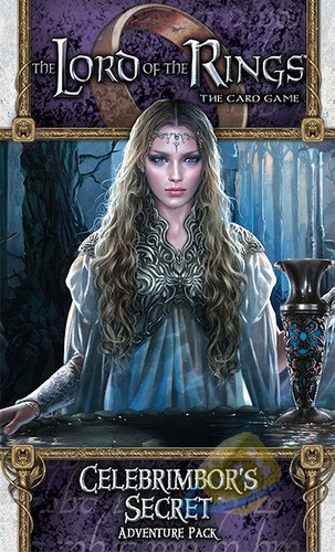 The Lord of the Rings LCG: Celebrimbor´s Secret