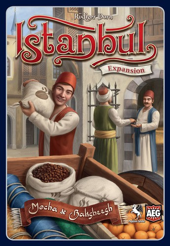 Istanbul - Mokka and Baksheesh