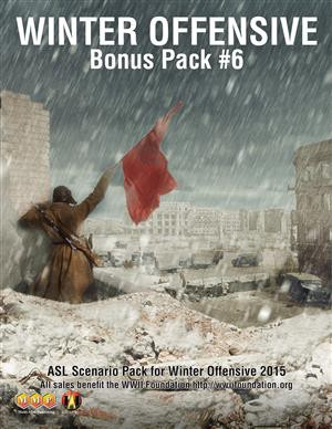 Advanced Squad Leader: Winter Offensive Bonus Pack 6