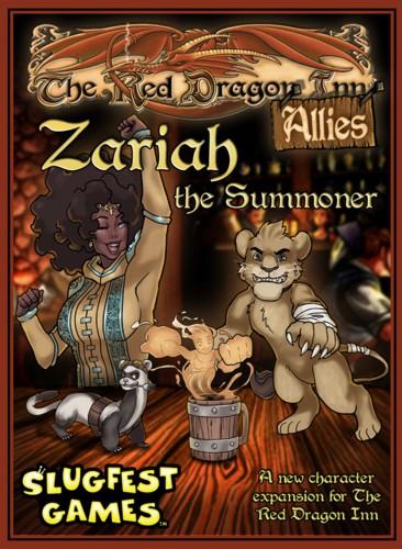 Red Dragon Inn: Zariah the Summoner