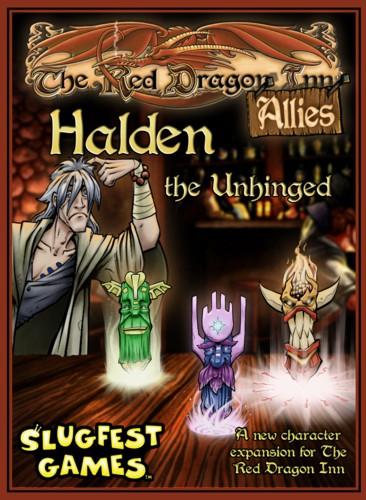 Red Dragon Inn: Halden the Unhinged