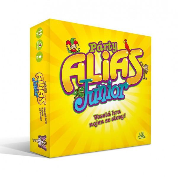 Párty Alias Junior - nová edice