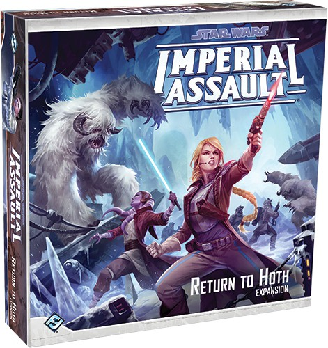 Star Wars: Imperial Assault - Return to Hoth