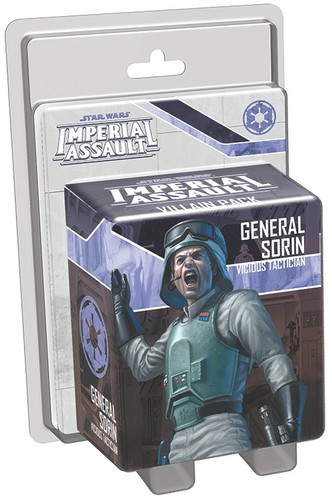 Star Wars: Imperial Assault - General Sorin