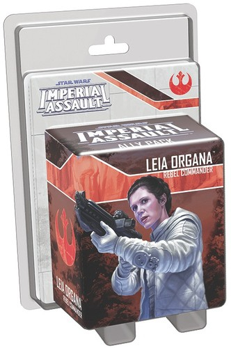 Star Wars: Imperial Assault - Leia Organa
