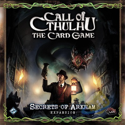 A Call of Cthulhu LCG: Secrets of Arkham Expansion