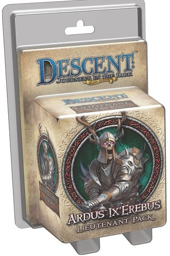 Descent: Journeys in the Dark (2nd. Ed.) - Ardus Ix Erebus Lieutenant Pack