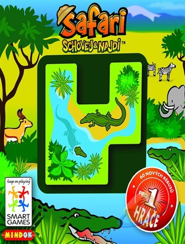 SMART Schovej a najdi: Safari - rozšíření