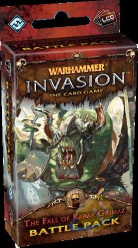 Warhammer Invasion LCG: The Fall of Karak Grimaz