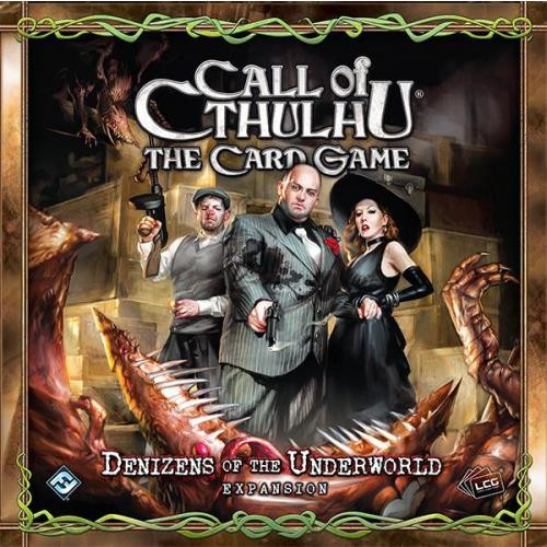 A Call of Cthulhu LCG: Denizens of the Underworld