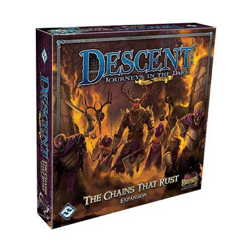 Descent (2nd Ed.): The Chains That Rust