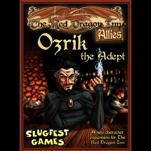 Red Dragon Inn: Ozrik the Adept