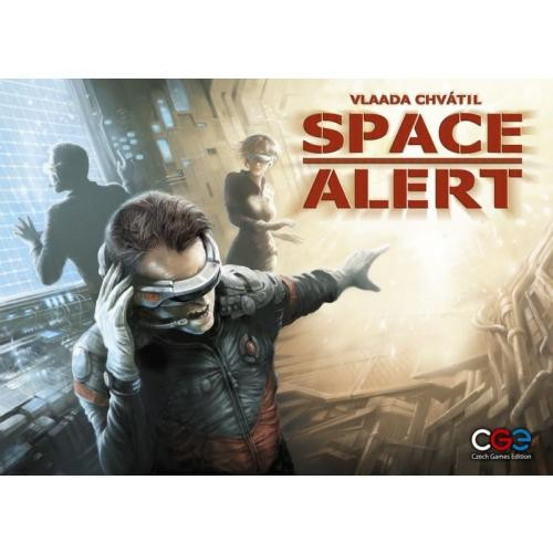 Space Alert (anglicky)