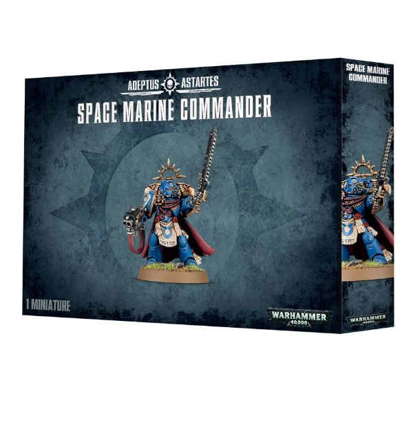 Space Marine: Commander