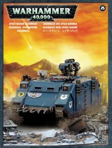 Space Marine: Razorback