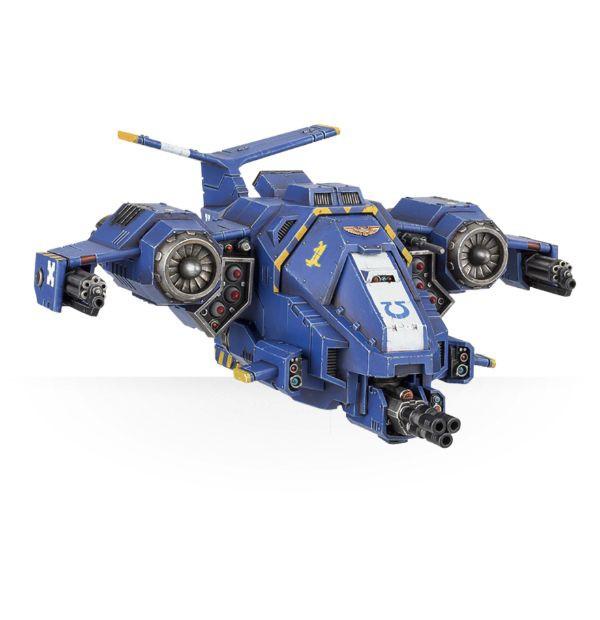 Space Marine: Stormhawk Interceptor