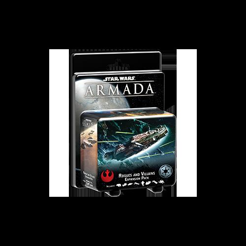 Star Wars: Armada – Rogues and Villains