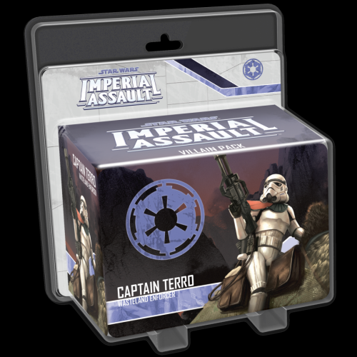 Star Wars: Imperial Assault - Captain Terro