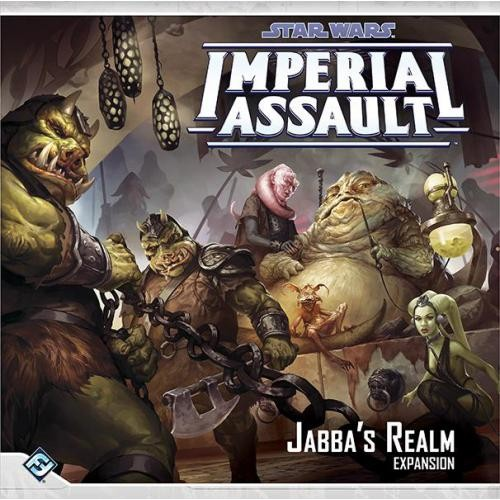 Star Wars: Imperial Assault - Jabba's Realm