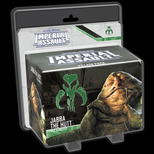 Star Wars: Imperial Assault - Jabba the Hutt