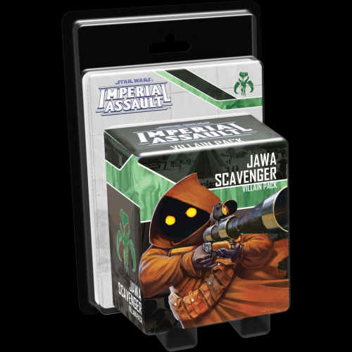 Star Wars: Imperial Assault - Jawa Scavenger
