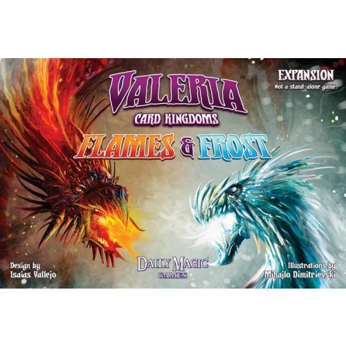 Valeria: Card Kingdoms - Flames & Frost