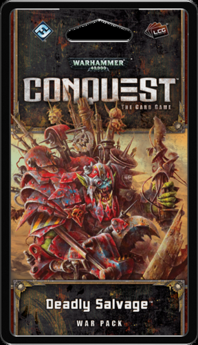 Warhammer 40.000: Conquest (LCG) - Deadly Salvage