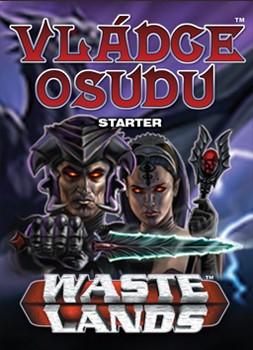 Wastelands - Vládce osudu (základní sada)