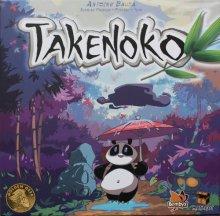Takenoko - krásná rodinná hra s pandou